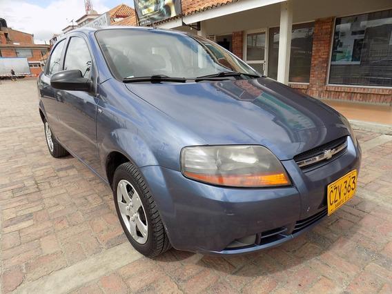 Chevrolet Aveo 1.6cc Aa Mt