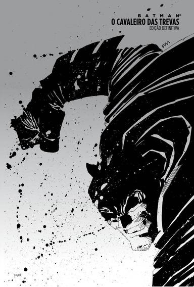 Hq - Batman O Cavaleiro Das Trevas - Edição Definitiva