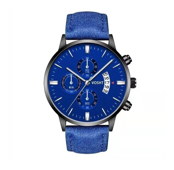 Relógio Masculino Vosht Original