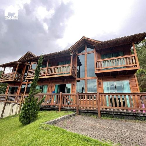 Imagem 1 de 15 de Casa Em Condominio - Buenos  Aries  - Ref: 5715 - V-h5693