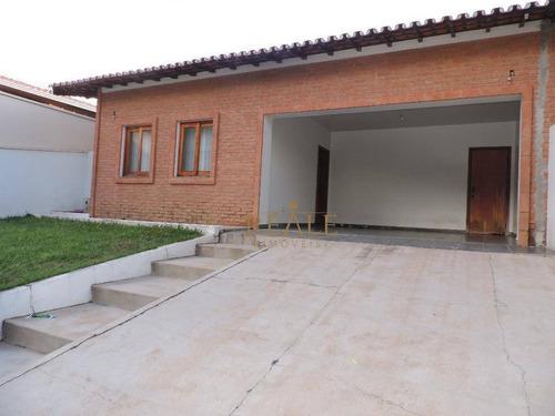 Casa À Venda, 165 M² Por R$ 850.000,00 - Centro - Vinhedo/sp - Ca1026