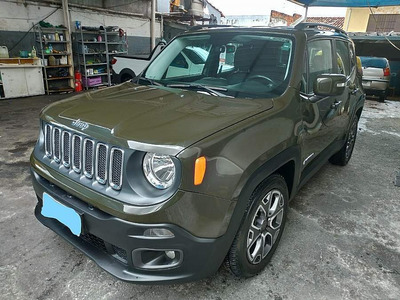 Jeep Renegade 1.8 Longitude