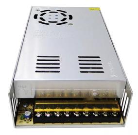 Fonte Chaveada Estabilizada 12v 50a 600w Bivolt C/ Cooler