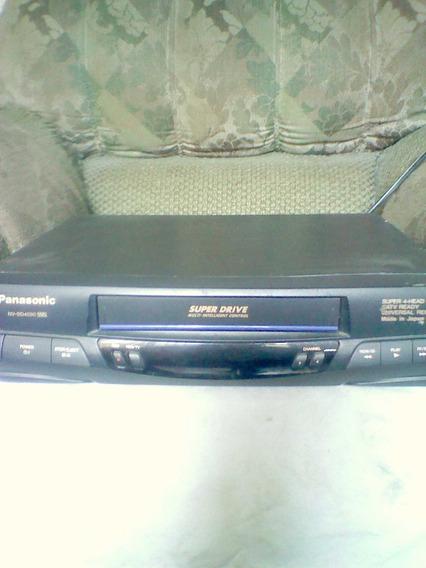 Vhs Panasonic Nv-sd 4090