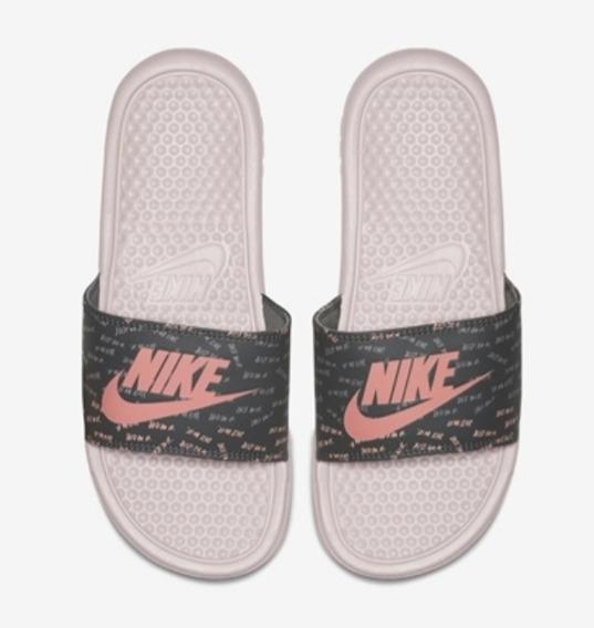 Sandália Benass Nike 100% Original Tamanhos 35 E 36
