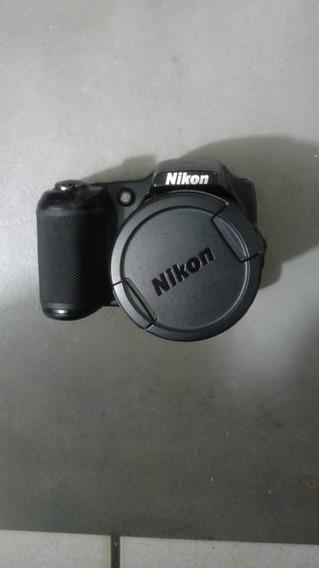 Câmera Nikon L820 No Estado Leia Descrição