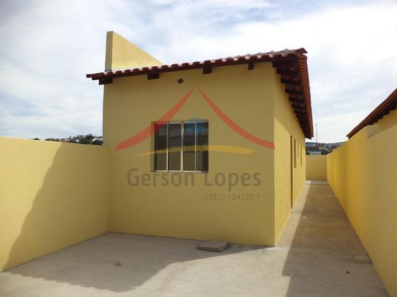 Casa Para Venda Em Francisco Morato, Recanto Feliz, 2 Dormitórios, 1 Banheiro, 2 Vagas - Ca0016_1-1463498