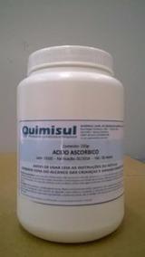 Vitamina C 250g Ácido Ascórbico Puro 99,9% Oferta !!!!