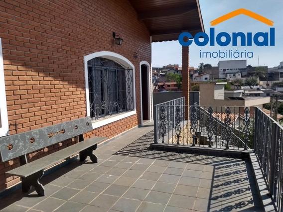 Casa Para Venda - Jardim Do Lago - Ca00919 - 34405787