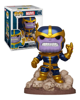 Funko Pop Thanos #556 Exclusive Marvel 80 Years Special Edit