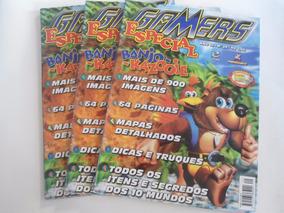 Revista Gamers Especial Nº 29 - Banjo Kazooie - Usada