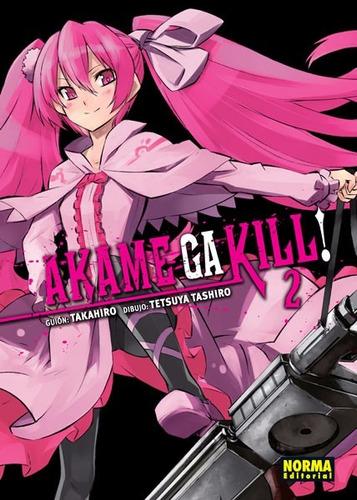 Manga Akame Ga Kill! Tomo 02 - Norma Editorial
