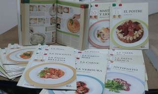 Coleccion Fasciculos De Revistas De Cocina Varios Cocineros