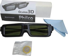 Óculos Ativo 3d Philco Ph43c21p Original Novo