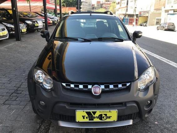Fiat Strada Adventure Cabine Dupla 1.8 16v Flex, Fst5522