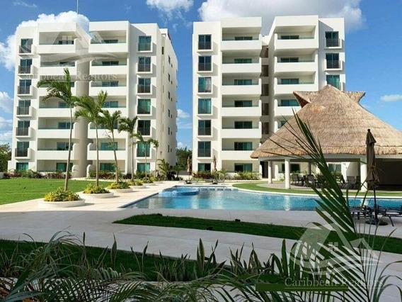 Departamento En Venta En Cancun Aqua