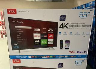 Tv Smart Tcl 55 Pulgadas