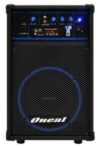 Caixa Amplificada Multiuso Oneal Ocm 290 Bt 40w Rms, Bluet
