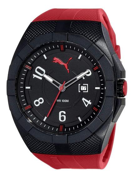 Relojes De Pulsera,reloj Puma Iconic Casual Pu103921001 ..