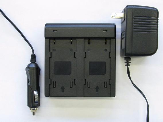 Carregador Duplo Bateria Gps Trimble 5700,5800, R7, R8 Novo