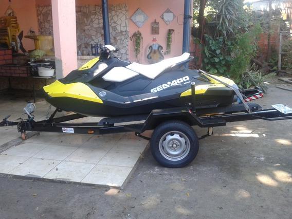 Sea-doo Spark 268 Polegadas- 90 Hp
