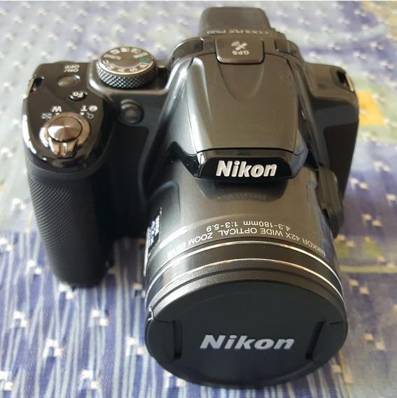Camera Nikon Coolpix 520 Semi-profissional