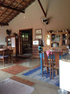 Casa Com 5 Dormitórios À Venda, 280 M² Por R$ 560.000 - Zona Rural - Santa Rosa De Viterbo/sp - Ca1196