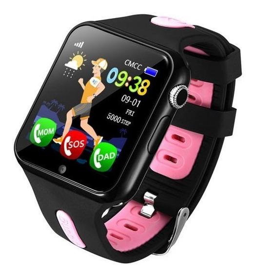 Relógio Inteligente Telefone Gps À Prova D