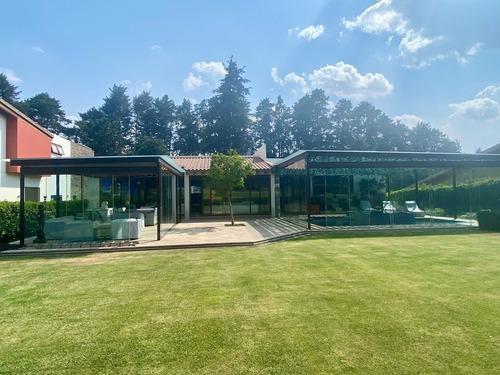 Imagen 1 de 30 de Club De Golf Los Encinos Casa En Venta 3 Recamaras Con Alber
