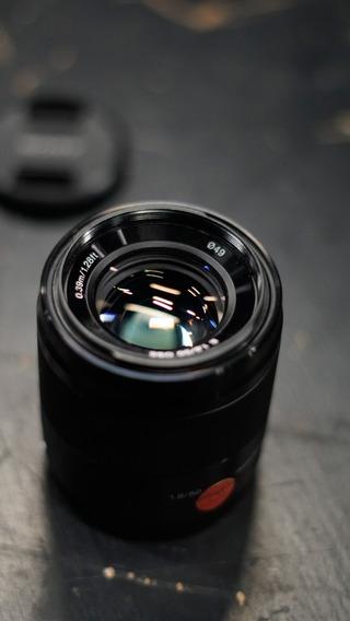 Lente Sony E 50mm/f1.8 Oss E-mount