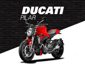 Ducati Monster 1200 2017 0km Nuevo Motos Italianas Pilar