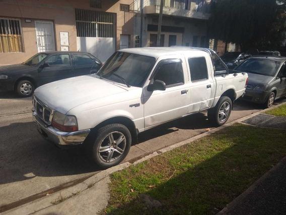 Ford Ranger 2.8 Xlt I Dc 4x4 2001