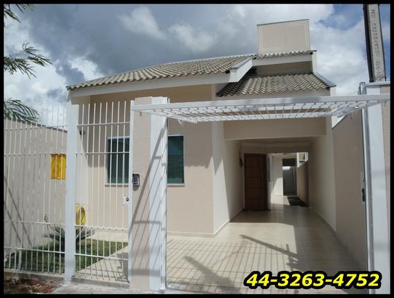 Vendo Linda Casa Em Maringá-pr