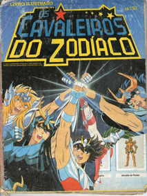 Álbum Os Cavaleiros Do Zodíaco (1995)