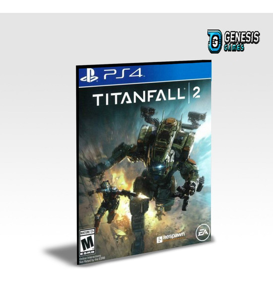Titanfall 2 Ps4 2 - Envio Já
