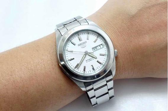Relógio Masculino Seiko Automático Swiss Made