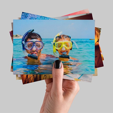 10 Fotos Reveladas Mod Polaroid 7x10cm