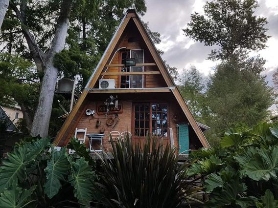 Encantadora Y Confortable Cabaña Alpina