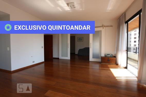 Apartamento No 7º Andar Com 3 Dormitórios E 2 Garagens - Id: 892949620 - 249620