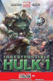 Indestructible Hulk #1 (2012) Marvel