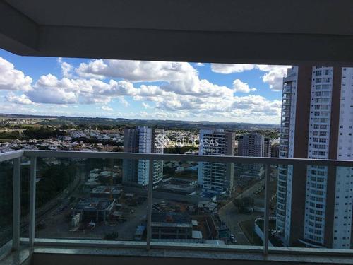 Apartamento, 52 M² - Venda Por R$ 350.000,00 Ou Aluguel Por R$ 2.000,00/mês - Parque Campolim - Sorocaba/sp - Ap1210