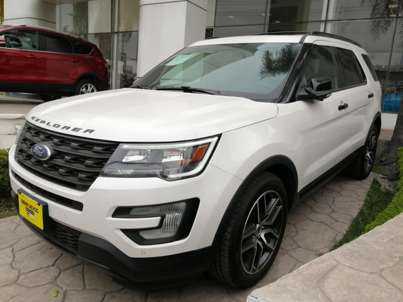 Ford Explorer 3.5 Sport 4x4 At 2017