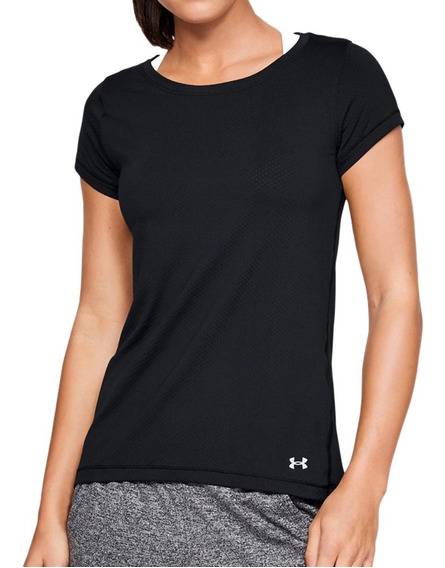 Remera Under Armour Training Ua Armour Mujer Ng