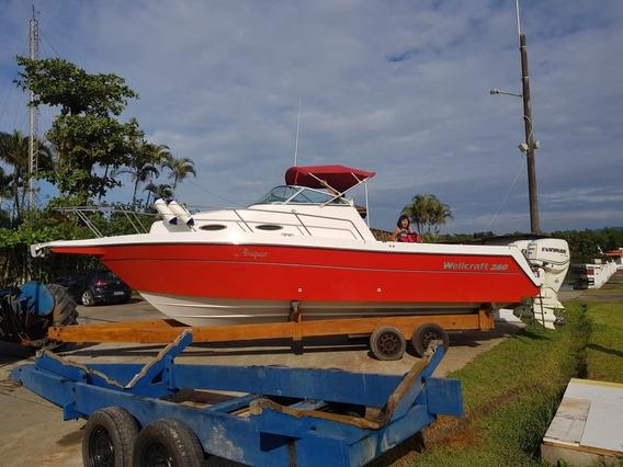 Wellcraft 260 Wa N Fishing N Victory N Sedna