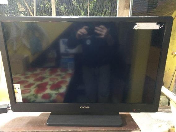 Tv Led 32 Hd Cce Lt32g + Fonte