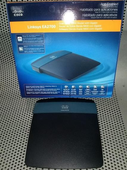 Router Cisco Linksys Ea2700 300mbps Dual Banda