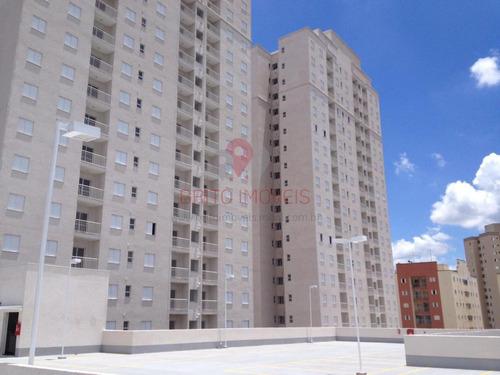 Imagem 1 de 12 de Apartamento Para Venda Em Mogi Das Cruzes, Parque Santana, 3 Dormitórios, 1 Suíte, 2 Banheiros, 1 Vaga - 217_1-1471907