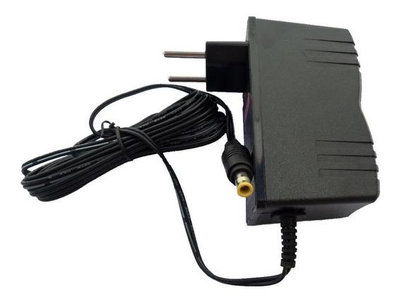 Fonte 12v 2,5a Chaveada Bi-volt Automática Pino 5,5 X 3,4mm