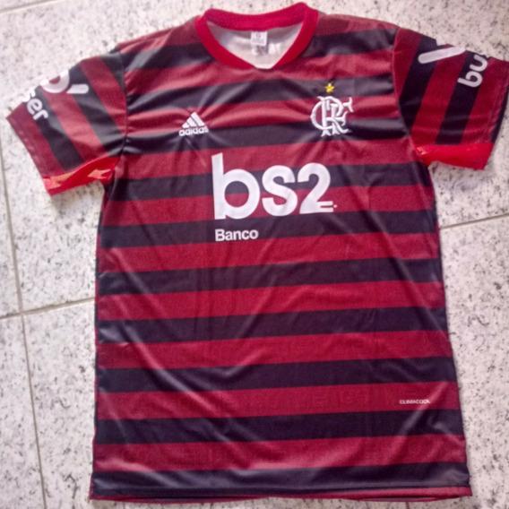 Camisa Do Flamengo Vermelha Para Homens Mais Frete Grátis