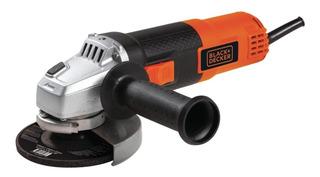 Amoladora angular Black+Decker G720 de 60Hz naranja 220V